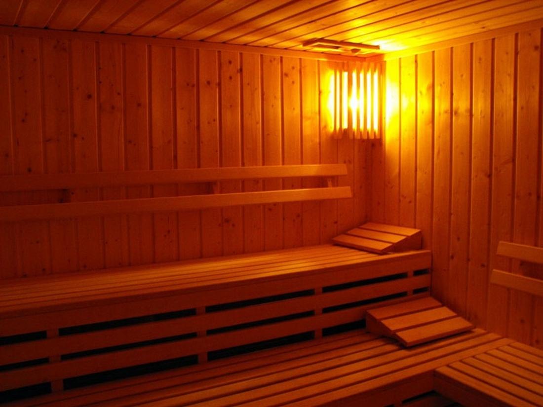 sauna mazury