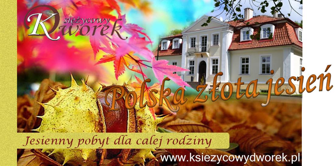 Jesienny pobyt dla całej rodziny